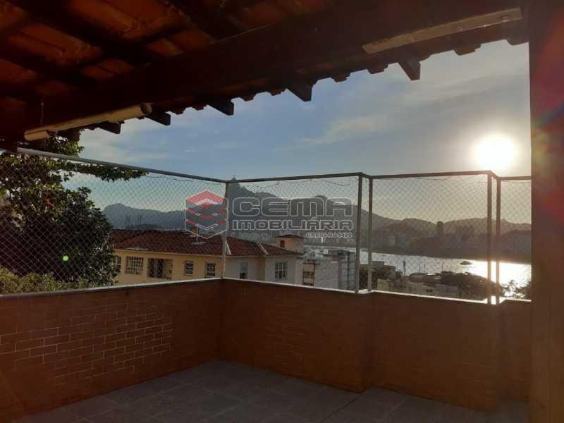 7 - Apartamento à venda Avenida São Sebastião,Urca, Zona Sul RJ - R$ 2.100.000 - LAAP33107 - 8