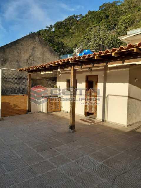 9 - Apartamento à venda Avenida São Sebastião,Urca, Zona Sul RJ - R$ 2.100.000 - LAAP33107 - 10