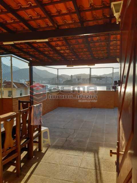 10 - Apartamento à venda Avenida São Sebastião,Urca, Zona Sul RJ - R$ 2.100.000 - LAAP33107 - 11