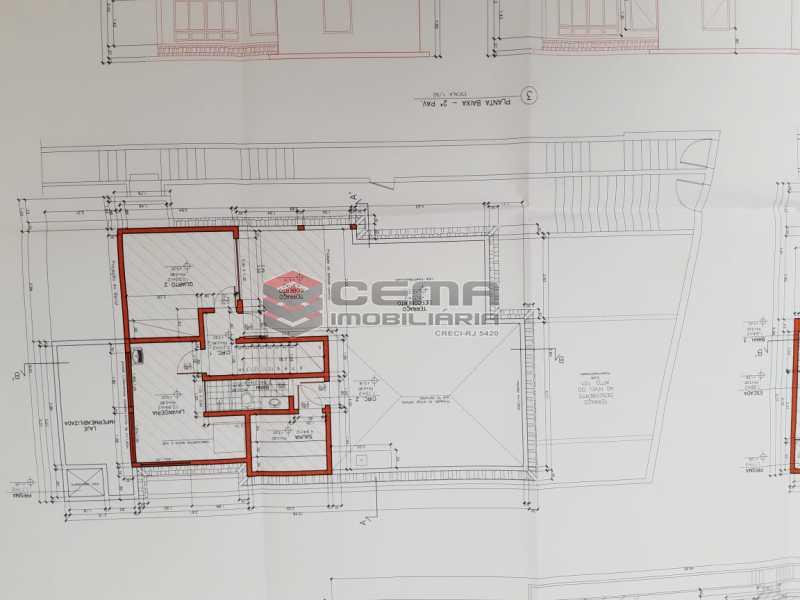 planta....... - Apartamento à venda Avenida São Sebastião,Urca, Zona Sul RJ - R$ 2.100.000 - LAAP33107 - 28