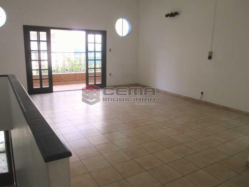 Casa de Vila no Catete - Casa de vila no bairro do Catete, silenciosa e arborizada - LACV30020 - 4