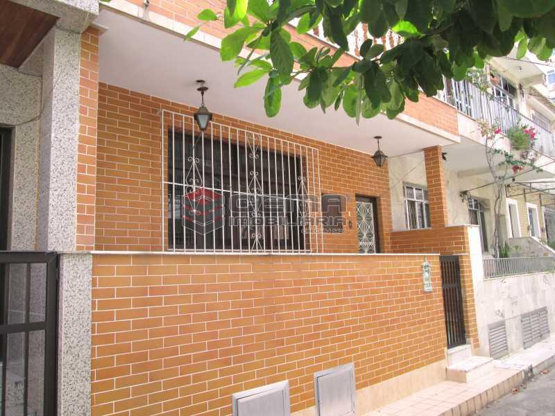 Casa de Vila no Catete - Casa de vila no bairro do Catete, silenciosa e arborizada - LACV30020 - 14