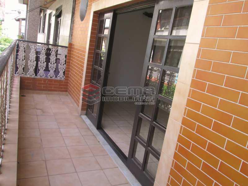 Casa de Vila no Catete - Casa de vila no bairro do Catete, silenciosa e arborizada - LACV30020 - 15