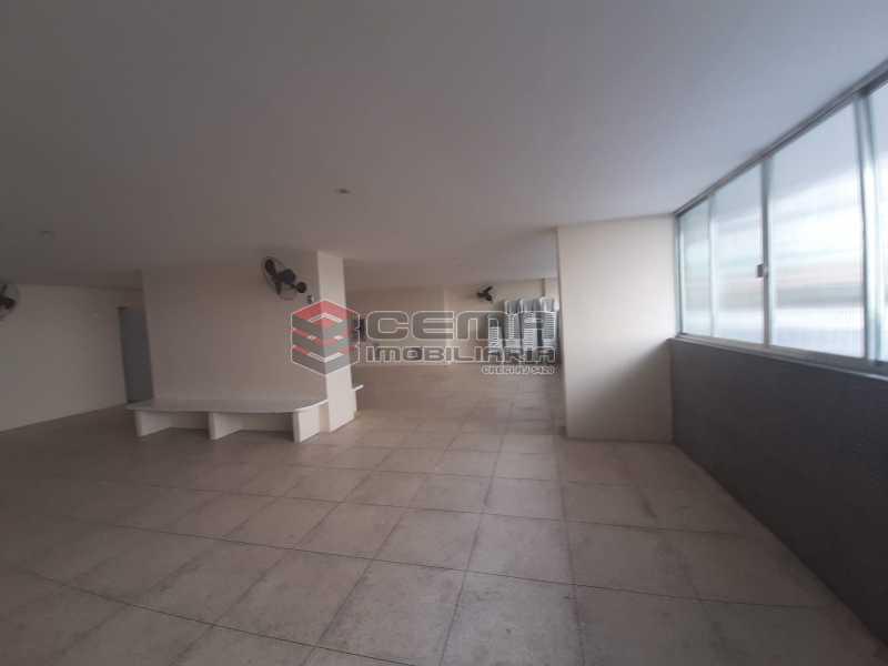 salão de festas - Apartamento 2 quartos à venda Copacabana, Zona Sul RJ - R$ 599.000 - LAAP21585 - 18