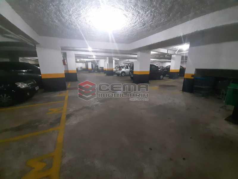 garagem - Apartamento 2 quartos à venda Copacabana, Zona Sul RJ - R$ 599.000 - LAAP21585 - 20