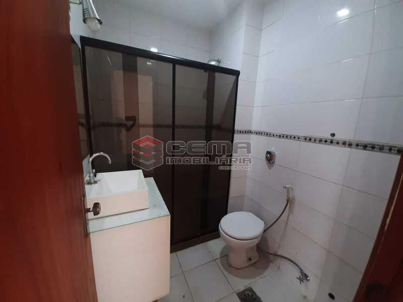 banheiro social - Apartamento 2 quartos à venda Copacabana, Zona Sul RJ - R$ 599.000 - LAAP21585 - 7