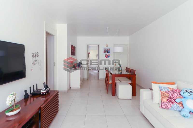 IMG_1906 - Apartamento À Venda - Flamengo - Rio de Janeiro - RJ - LAAP31311 - 3