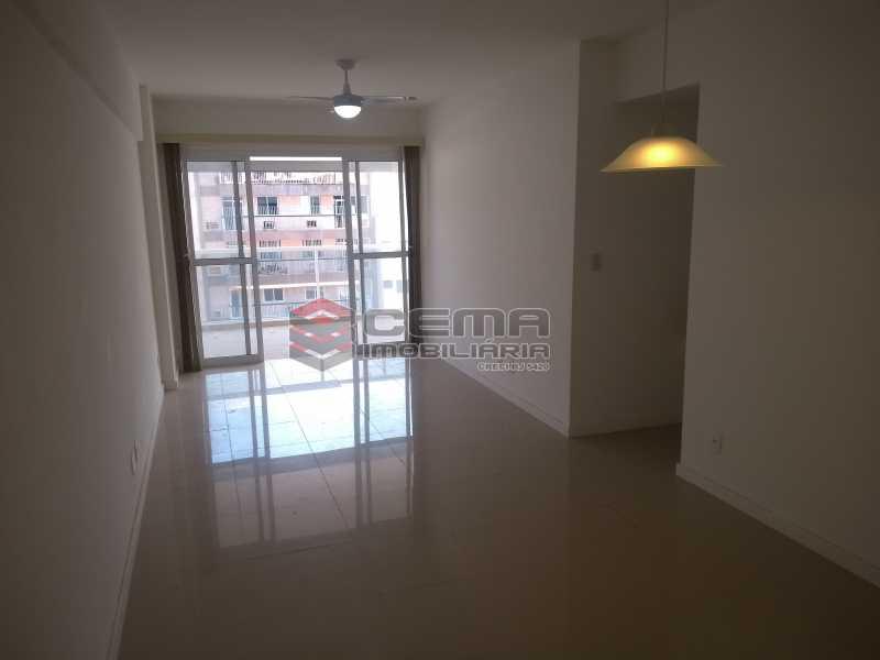 Sala - Apartamento À Venda - Botafogo - Rio de Janeiro - RJ - LA33683 - 4