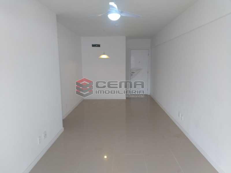 Sala - Apartamento À Venda - Botafogo - Rio de Janeiro - RJ - LA33683 - 3