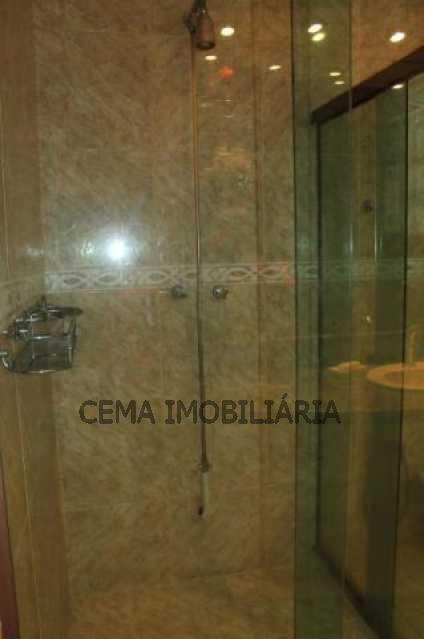 Banheiro - Apartamento à venda Rua do Russel,Glória, Zona Sul RJ - R$ 1.297.000 - LA33684 - 17