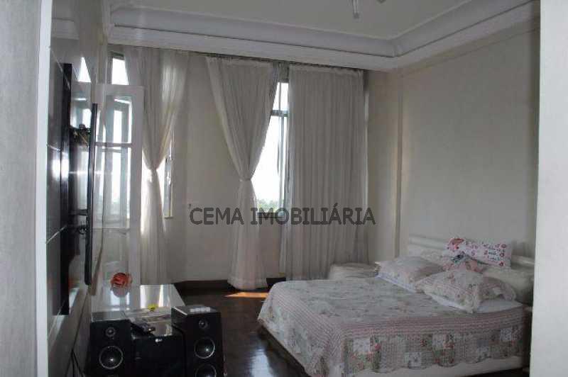 Quarto - Apartamento à venda Rua do Russel,Glória, Zona Sul RJ - R$ 1.297.000 - LA33684 - 12