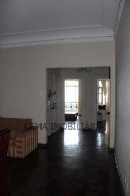 Sala - Apartamento À Venda - Glória - Rio de Janeiro - RJ - LA33684 - 9