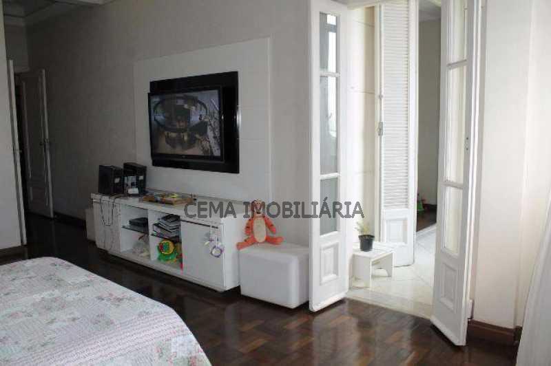 Quarto - Apartamento À Venda - Glória - Rio de Janeiro - RJ - LA33684 - 14