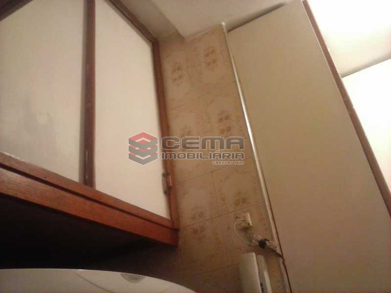 cozinha - Apartamento à venda Rua Correa Dutra,Flamengo, Zona Sul RJ - R$ 470.000 - LAAP10966 - 21