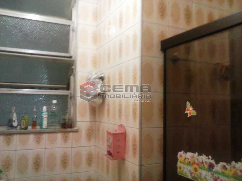 banheiro - Apartamento à venda Rua Correa Dutra,Flamengo, Zona Sul RJ - R$ 470.000 - LAAP10966 - 16