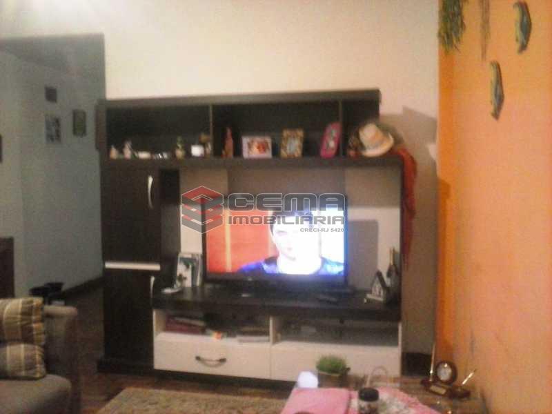 sala - Apartamento à venda Rua Correa Dutra,Flamengo, Zona Sul RJ - R$ 470.000 - LAAP10966 - 5