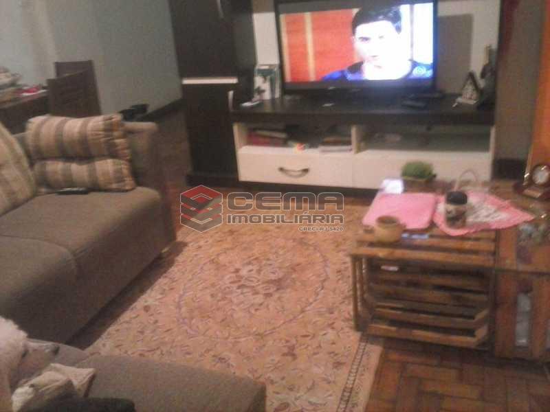 sala - Apartamento à venda Rua Correa Dutra,Flamengo, Zona Sul RJ - R$ 470.000 - LAAP10966 - 1