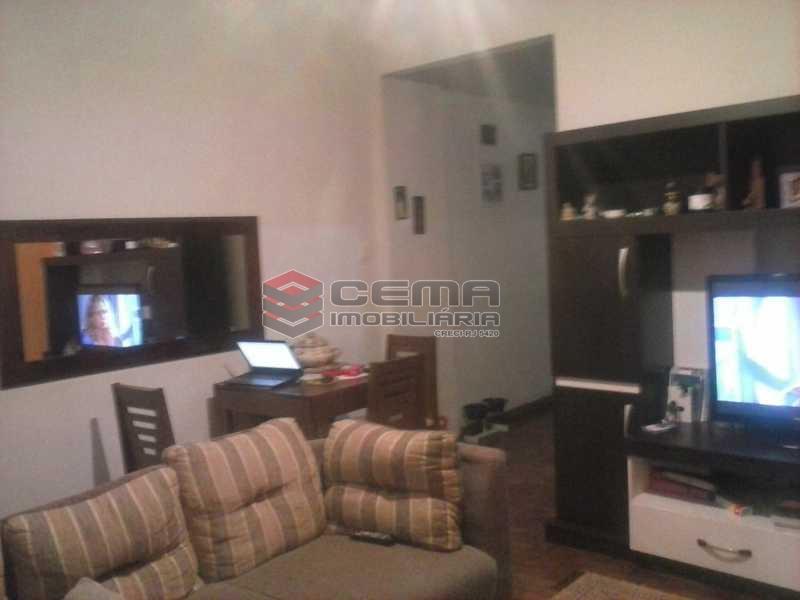 sala - Apartamento à venda Rua Correa Dutra,Flamengo, Zona Sul RJ - R$ 470.000 - LAAP10966 - 3