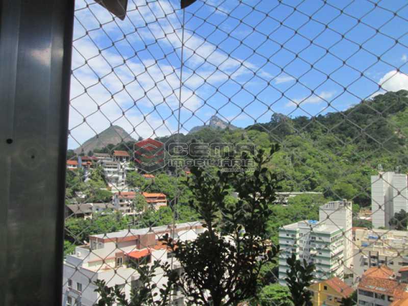 Vista - Apartamento À VENDA, Laranjeiras, Rio de Janeiro, RJ - LAAP31374 - 23