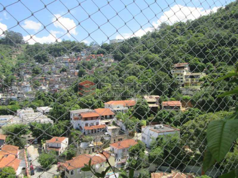 Vista - Apartamento À VENDA, Laranjeiras, Rio de Janeiro, RJ - LAAP31374 - 25