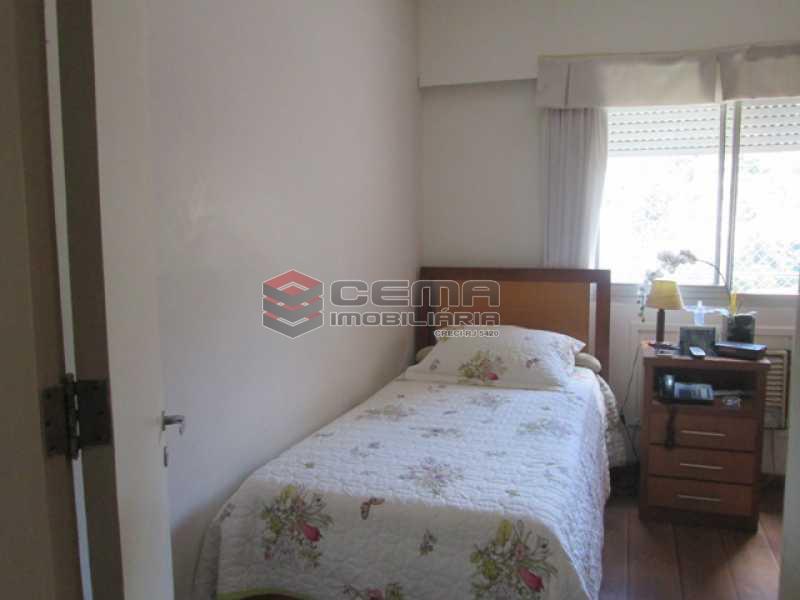 Quarto - Apartamento À VENDA, Laranjeiras, Rio de Janeiro, RJ - LAAP31374 - 14