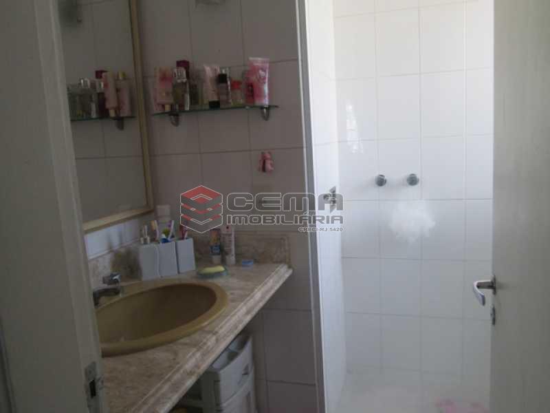 Suíte - Apartamento À VENDA, Laranjeiras, Rio de Janeiro, RJ - LAAP31374 - 13