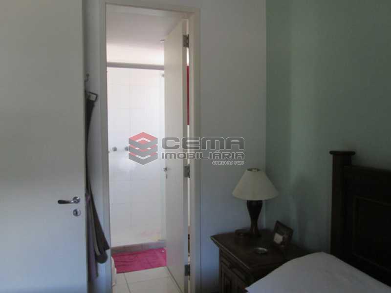 Quarto - Apartamento À VENDA, Laranjeiras, Rio de Janeiro, RJ - LAAP31374 - 12