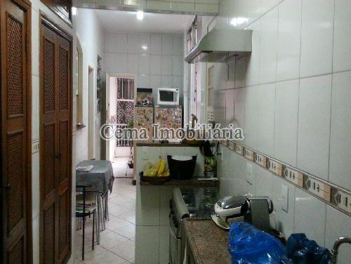 COZINHA - Apartamento 3 Quartos À Venda Laranjeiras, Zona Sul RJ - R$ 1.200.000 - LA33705 - 10