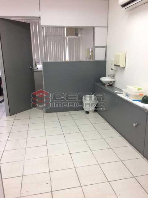 1 - Sala Comercial 38m² à venda Centro RJ - R$ 127.000 - LASL00169 - 3
