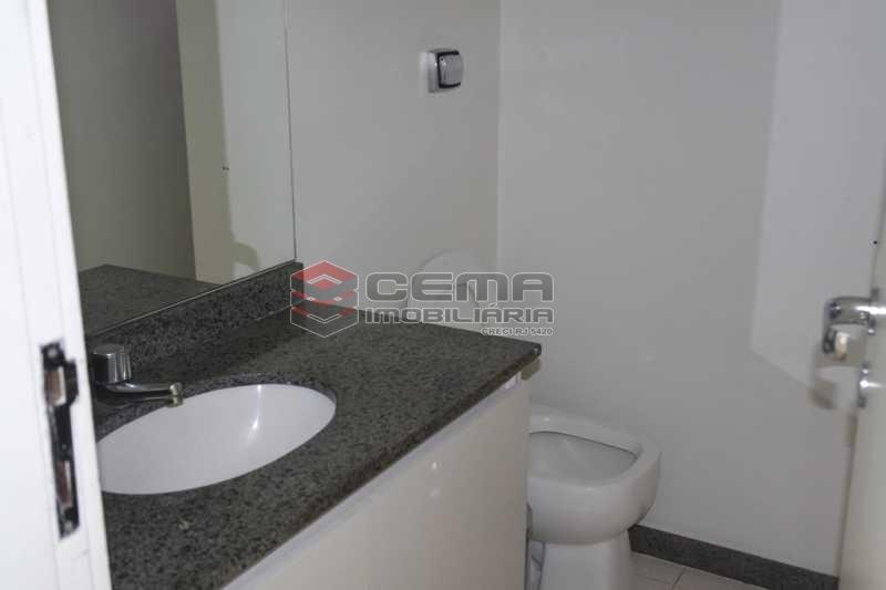 BANHEIRO - Sala Comercial 353m² para alugar Flamengo, Zona Sul RJ - R$ 35.306 - LASL00171 - 29