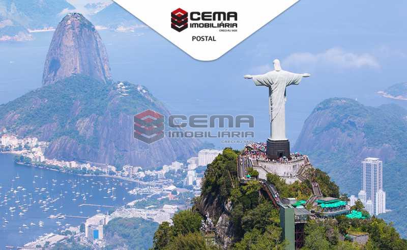 04 - Apartamento à venda Rua Macedo Sobrinho,Humaitá, Zona Sul RJ - R$ 749.000 - LAAP21683 - 20