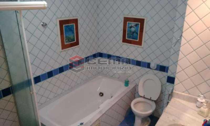 banheiro - Apartamento à venda Rua Macedo Sobrinho,Humaitá, Zona Sul RJ - R$ 749.000 - LAAP21683 - 11