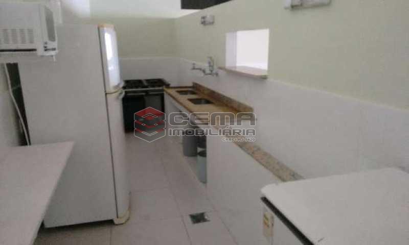 salão - Apartamento à venda Rua Macedo Sobrinho,Humaitá, Zona Sul RJ - R$ 749.000 - LAAP21683 - 13