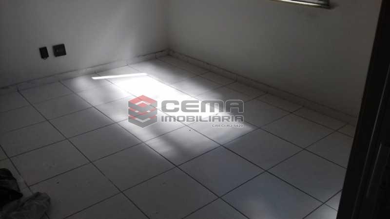 Sala  - Apartamento à venda Rua Benjamim Constant,Glória, Zona Sul RJ - R$ 318.000 - LAAP11027 - 8