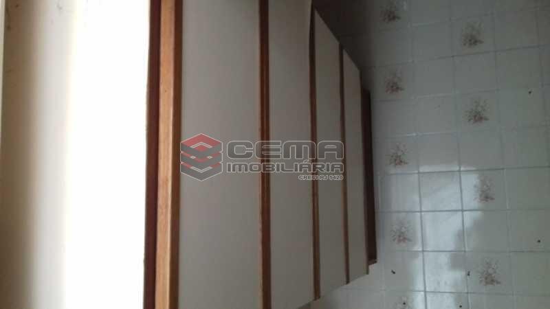 Armario cozinha - Apartamento à venda Rua Benjamim Constant,Glória, Zona Sul RJ - R$ 318.000 - LAAP11027 - 21