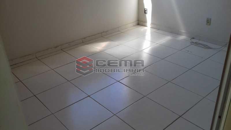 Quarto  - Apartamento à venda Rua Benjamim Constant,Glória, Zona Sul RJ - R$ 318.000 - LAAP11027 - 12