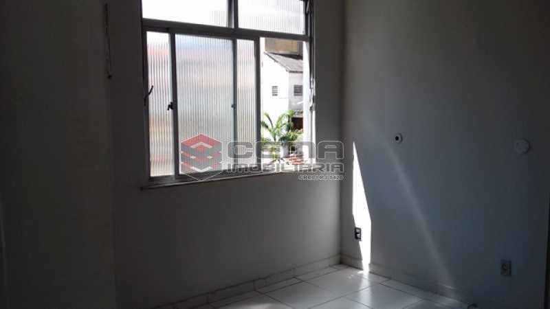 Quarto - Apartamento à venda Rua Benjamim Constant,Glória, Zona Sul RJ - R$ 318.000 - LAAP11027 - 13