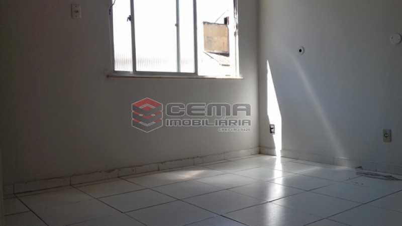 Quarto  - Apartamento à venda Rua Benjamim Constant,Glória, Zona Sul RJ - R$ 318.000 - LAAP11027 - 11
