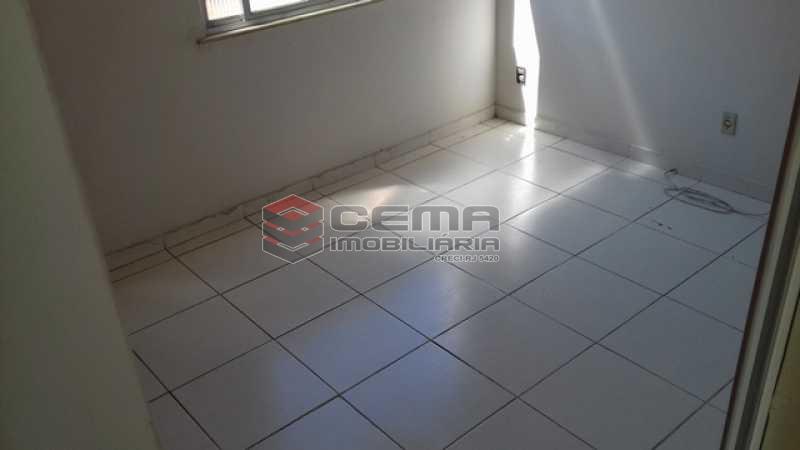 Quarto - Apartamento à venda Rua Benjamim Constant,Glória, Zona Sul RJ - R$ 318.000 - LAAP11027 - 14