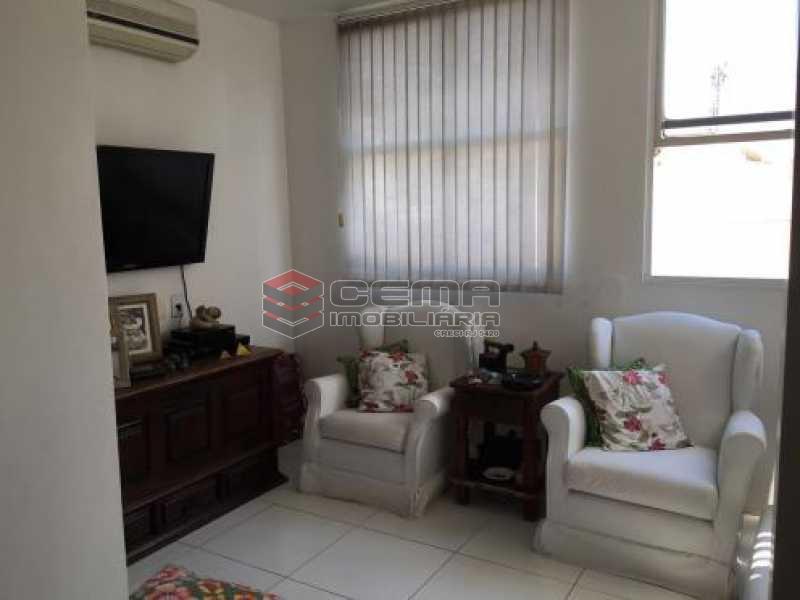sala - Cobertura 4 quartos à venda Botafogo, Zona Sul RJ - R$ 2.300.000 - LACO40056 - 13