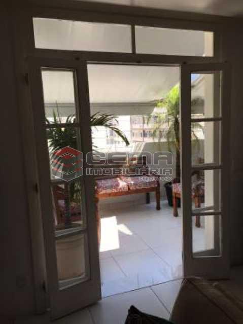 sala - Cobertura 4 quartos à venda Botafogo, Zona Sul RJ - R$ 2.300.000 - LACO40056 - 8