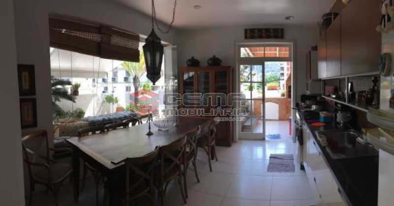 cozinha - Cobertura 4 quartos à venda Botafogo, Zona Sul RJ - R$ 2.300.000 - LACO40056 - 20