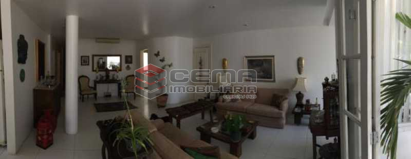 sala - Cobertura 4 quartos à venda Botafogo, Zona Sul RJ - R$ 2.300.000 - LACO40056 - 6