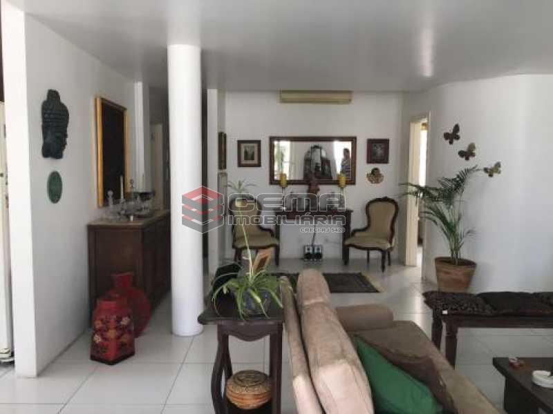 sala - Cobertura 4 quartos à venda Botafogo, Zona Sul RJ - R$ 2.300.000 - LACO40056 - 7
