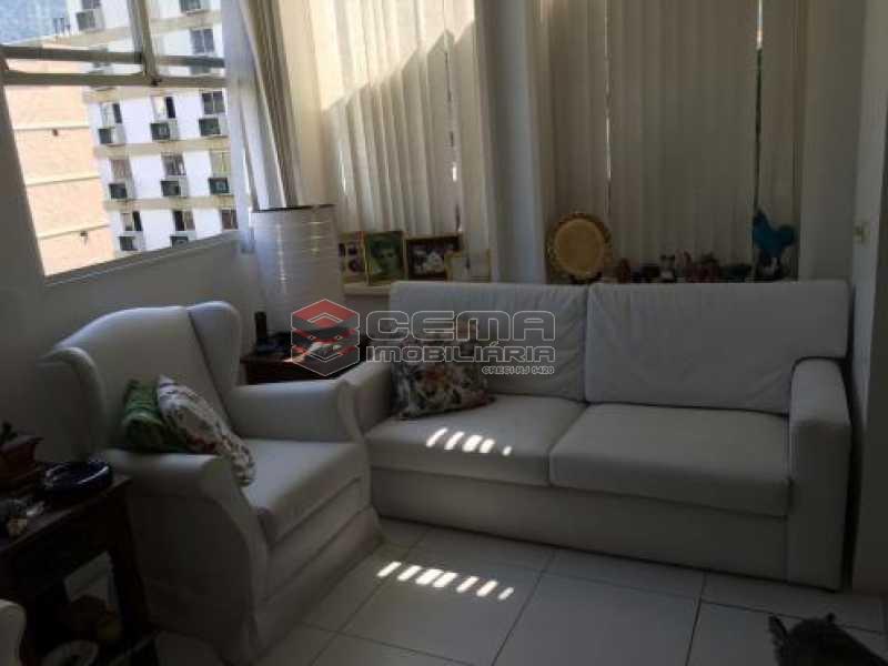 sala - Cobertura 4 quartos à venda Botafogo, Zona Sul RJ - R$ 2.300.000 - LACO40056 - 12