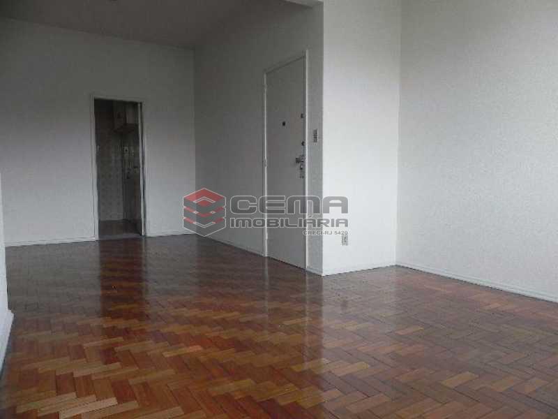 sala - Apartamento 3 quartos à venda Flamengo, Zona Sul RJ - R$ 1.100.000 - LAAP31401 - 1