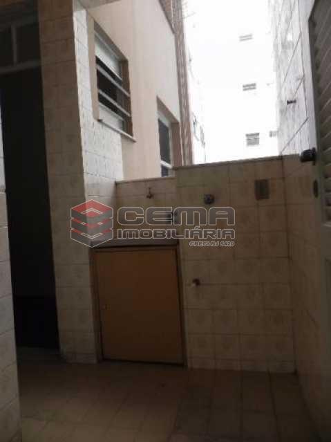 area - Apartamento 3 quartos à venda Flamengo, Zona Sul RJ - R$ 1.100.000 - LAAP31401 - 24