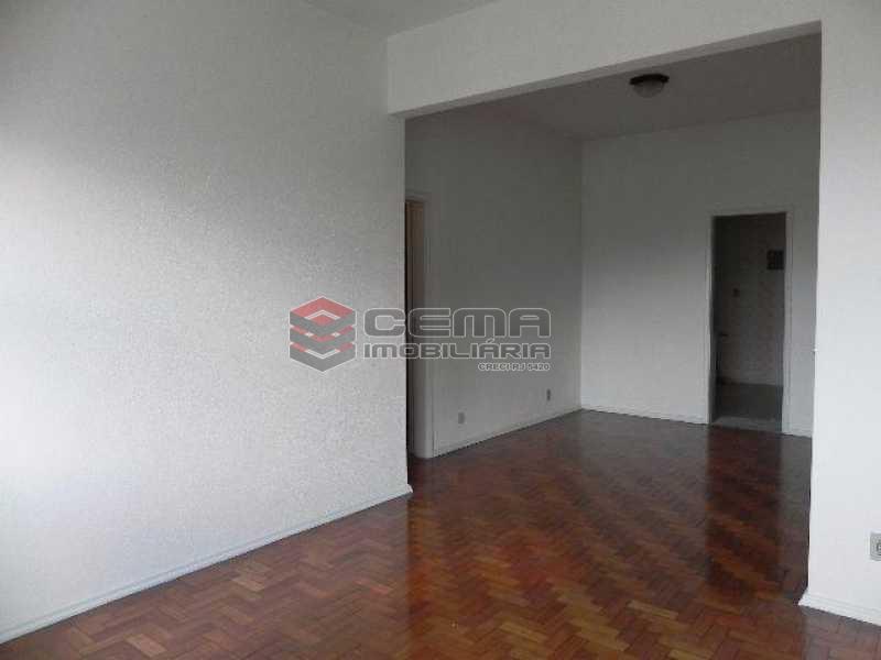 sala ampla - Apartamento 3 quartos à venda Flamengo, Zona Sul RJ - R$ 1.100.000 - LAAP31401 - 3