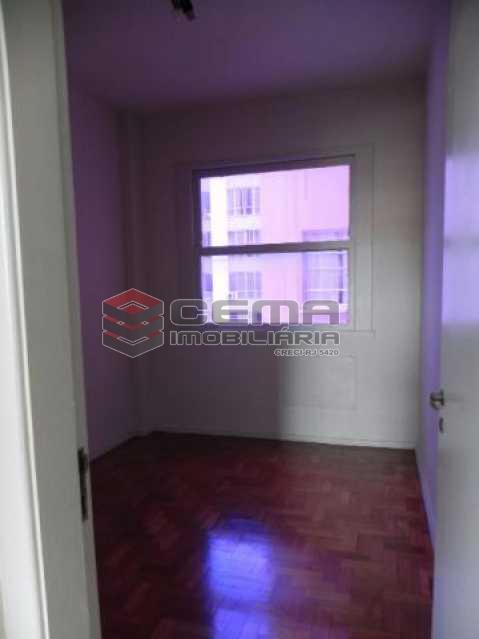 quarto - Apartamento 3 quartos à venda Flamengo, Zona Sul RJ - R$ 1.100.000 - LAAP31401 - 11