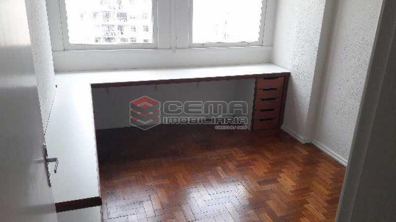 quarto - Apartamento 3 quartos à venda Flamengo, Zona Sul RJ - R$ 1.100.000 - LAAP31401 - 26